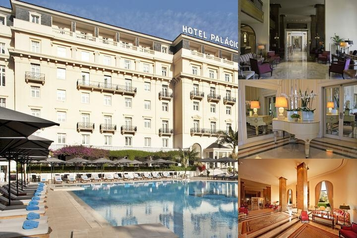 Hotel Palacio Estoril Golf & Spa photo collage