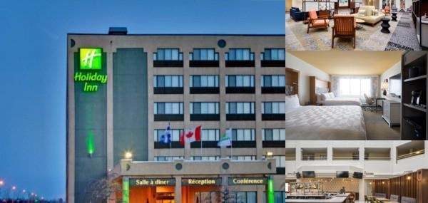 Holiday Inn Montreal Longueuil photo collage