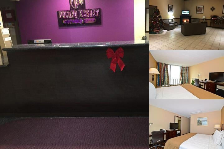 Quality Inn Pocono Resort photo collage