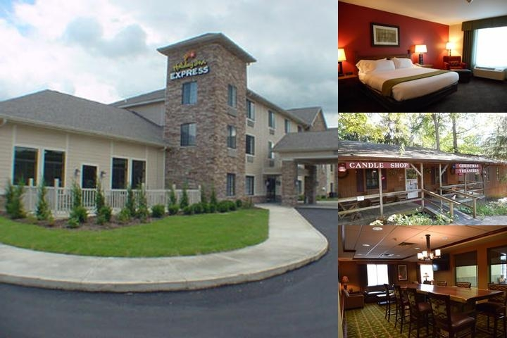Holiday Inn Express Logan photo collage