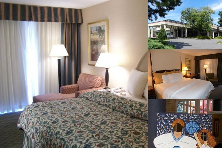 Chapel Hill University Inn photo collage