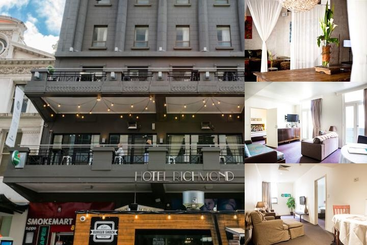 Hotel Richmond photo collage