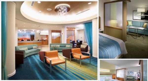 Springhill Suites San Antonio Downtown / Alamo Pla photo collage