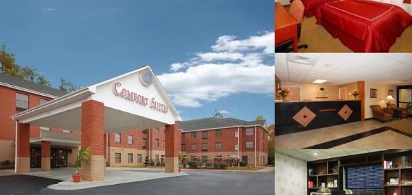 Comfort Suites Arena photo collage