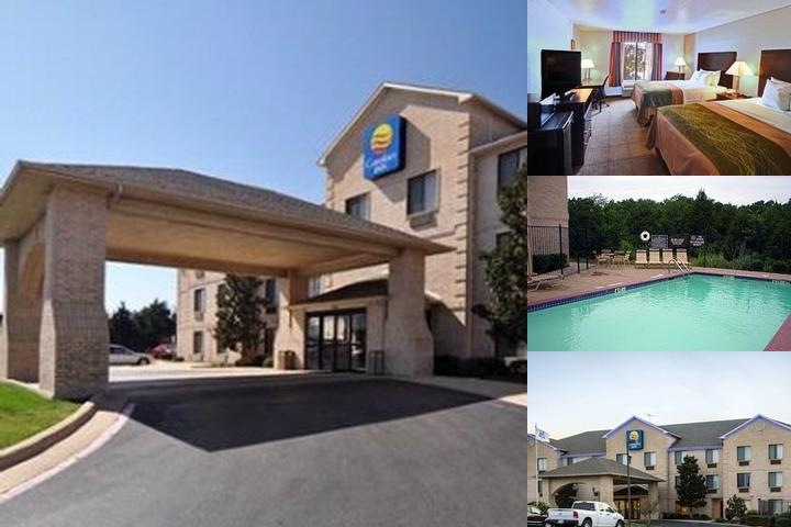 Comfort Inn Mansfield photo collage