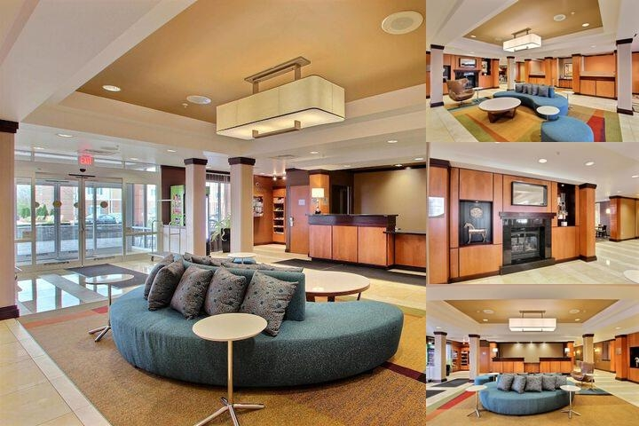 Fairfield Inn & Suites Milwaukee Airport photo collage