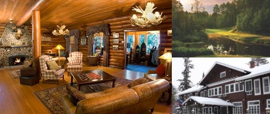 Grand View Lodge photo collage