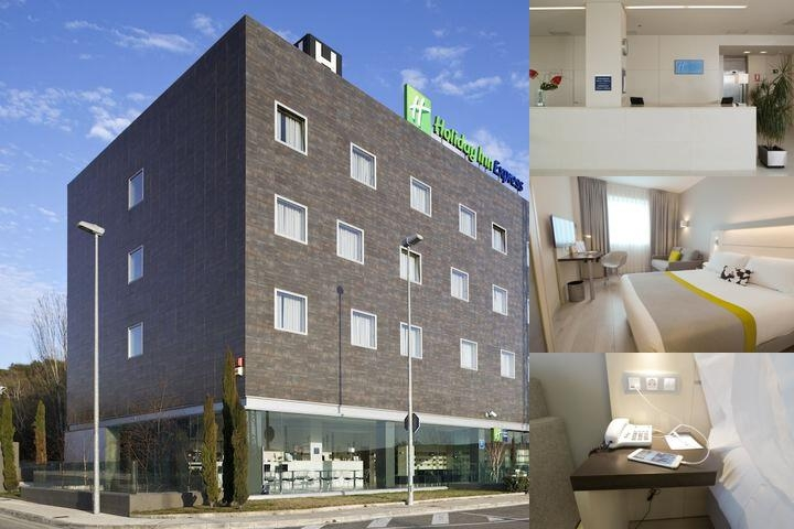 Holiday Inn Express Pamplona photo collage