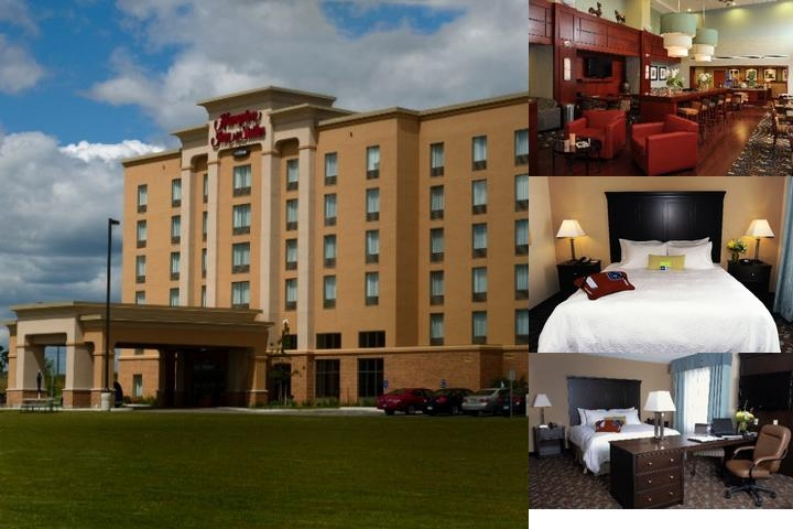 Hampton Inn & Suites by Hilton Brantford photo collage