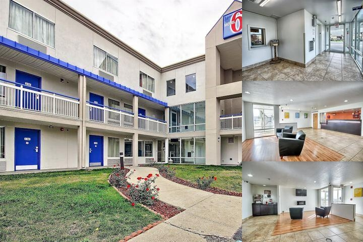 Motel 6 Columbus West photo collage