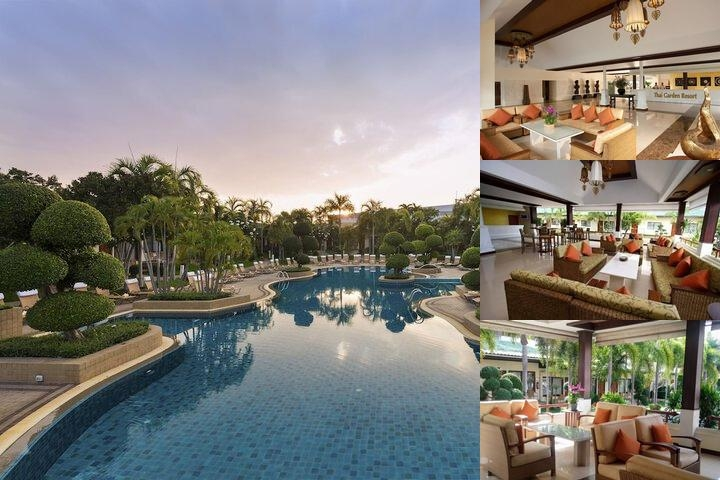 Thai Garden Resort photo collage