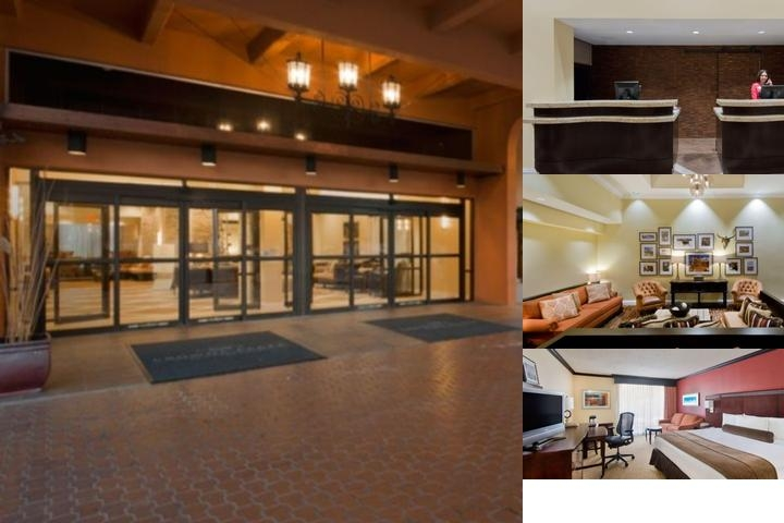 Crowne Plaza Albuquerque photo collage