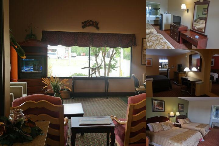 Legacy Inn & Suites photo collage