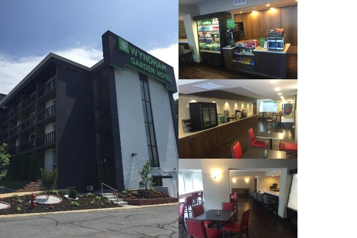 Howard Johnson Cheverly photo collage