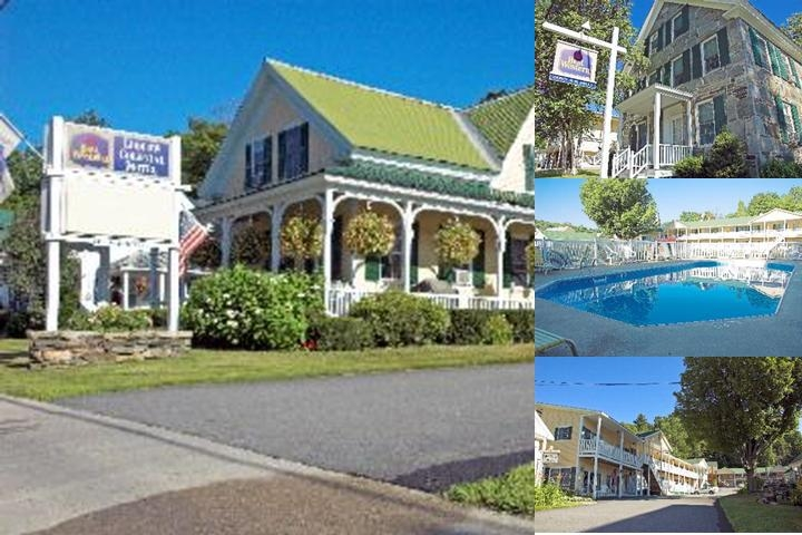 Best Western Ludlow Colonial Motel photo collage