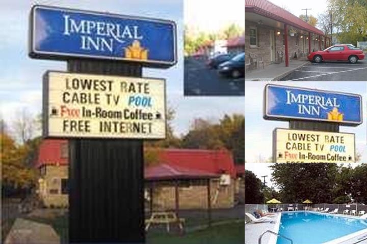 Imperial Inn 1000 Islands photo collage