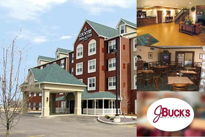 Country Inns & Suites O'fallon Mo photo collage