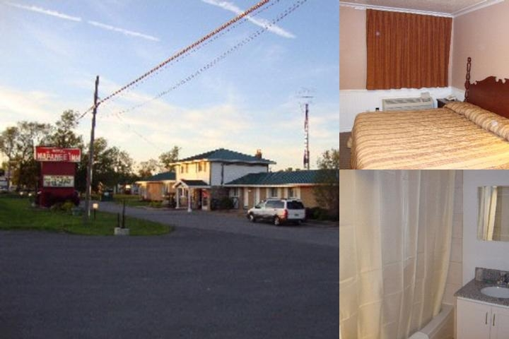 Royal Napanee Inn photo collage