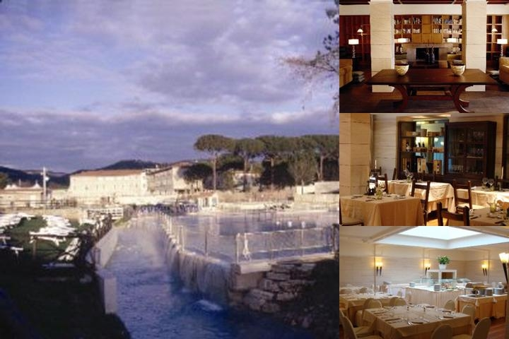 Terme Di Saturnia Spa & Golf photo collage