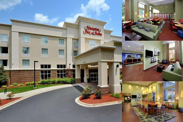 Hampton Inn & Suites Huntersville photo collage