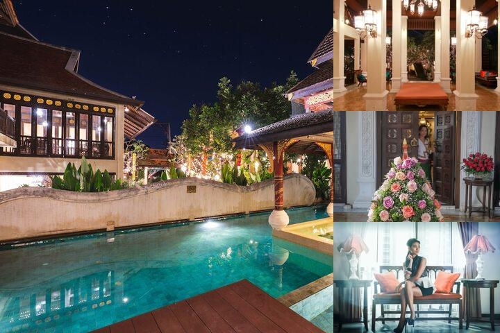 Puripunn Baby Grand Boutique Hotel photo collage