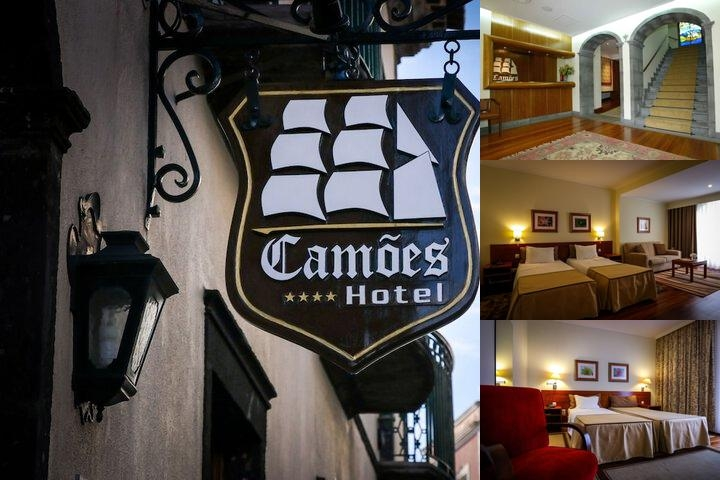 Hotel Camoes photo collage