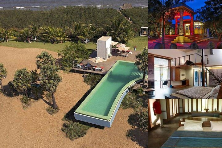 The Dune Eco Village & Spa photo collage