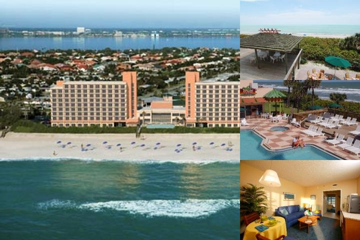 Doubletree Guest Suites Melbourne Beach photo collage