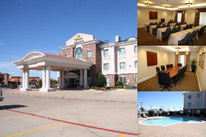 Holiday Inn Express & Suites Waxahachie photo collage