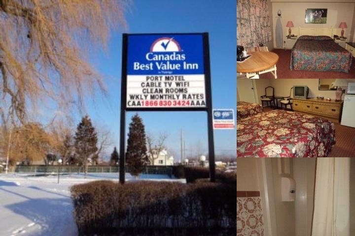 Canadas Best Value Inn photo collage