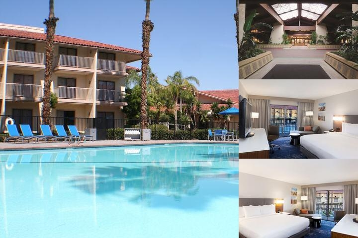 Doubletree by Hilton Bakersfield photo collage