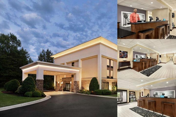 Hampton Inn Richmond North / Ashland photo collage