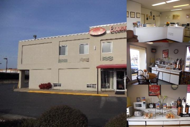 Econo Lodge Woodbridge photo collage