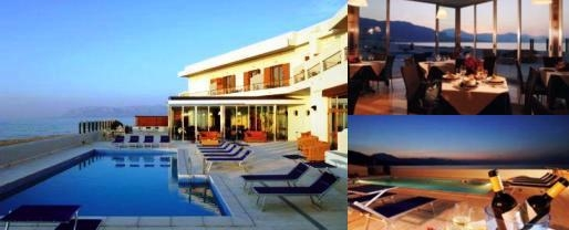 La Battigia Hotel photo collage