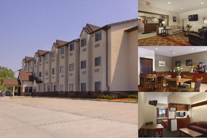 Days Inn Near Kansas Speedway photo collage