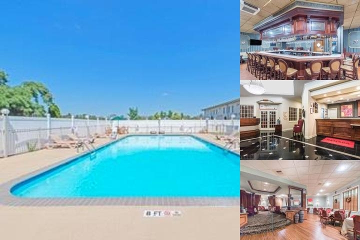 Ramada Vineland photo collage