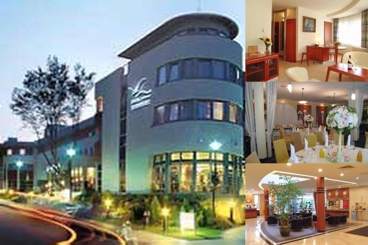 Hotel Nadmorski photo collage