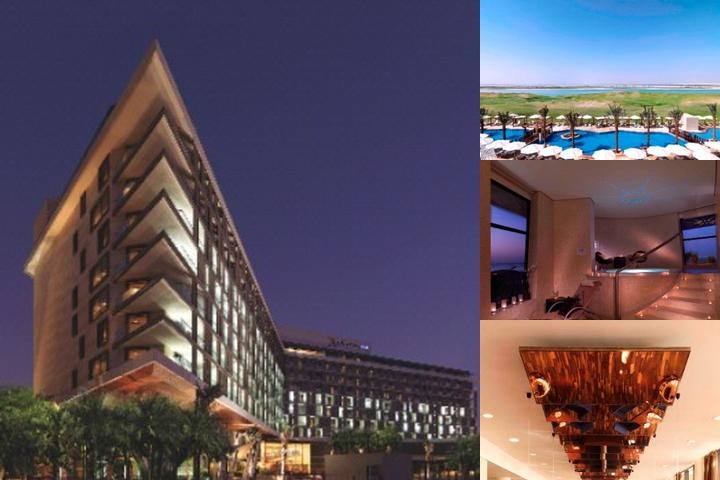 Radisson Blu Hotel Abu Dhabi Yas Island photo collage