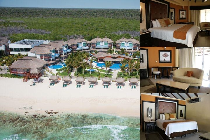 El Dorado Casitas Royale by Karisma All Inclusive photo collage