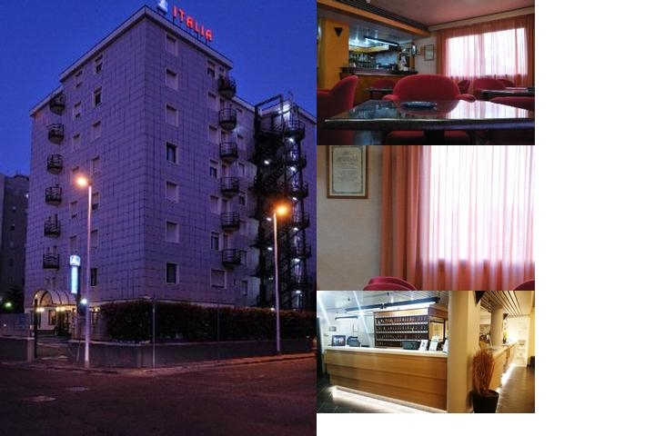 Best Western Hotel Residence Italia photo collage