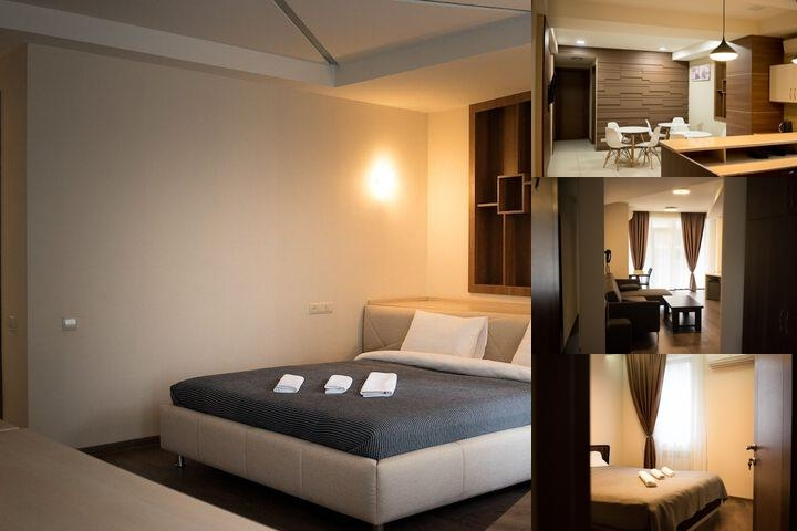 Courtyard by Marriott Tbilisi photo collage