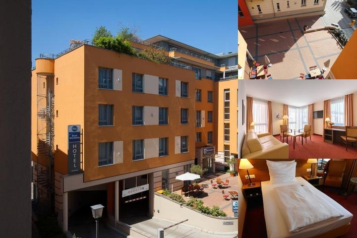 Best Western Hotel Bamberg photo collage