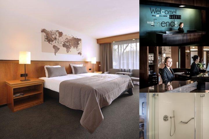 Van Der Valk Hotel Stein Urmond photo collage