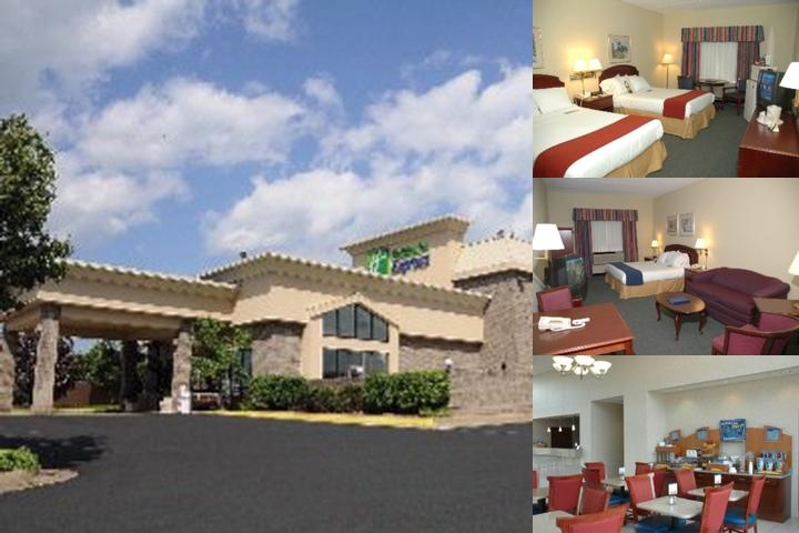 Holiday Inn Express Winchester South / Stephens Ci photo collage
