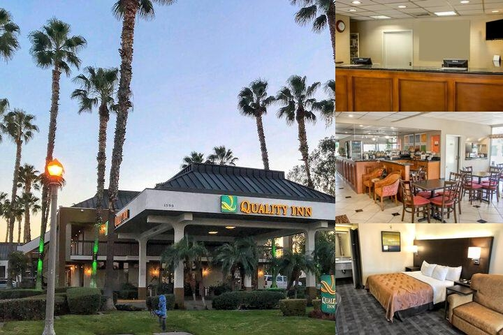 Quality Inn Riverside Near Ucr & Downtown photo collage