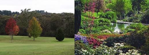 Waldorf Leura Gardens Resort photo collage