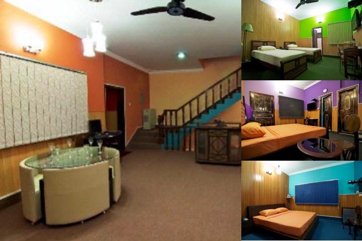 Rooms Islamabad photo collage