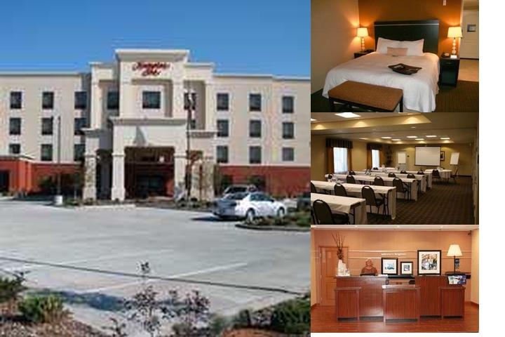 Hampton Inn Brighton photo collage