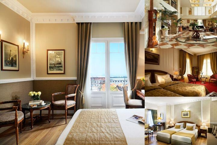 Mediterranean Palace Hotel photo collage