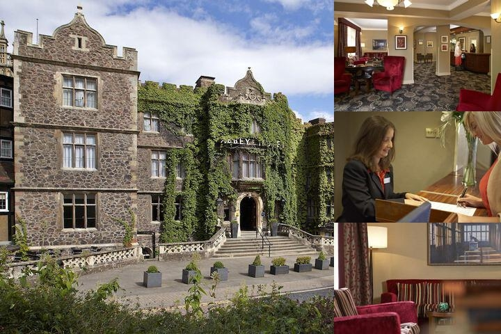 The Abbey Hotel photo collage